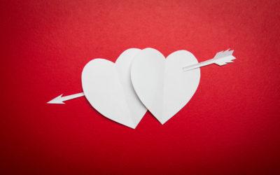 Menu spécial St Valentin